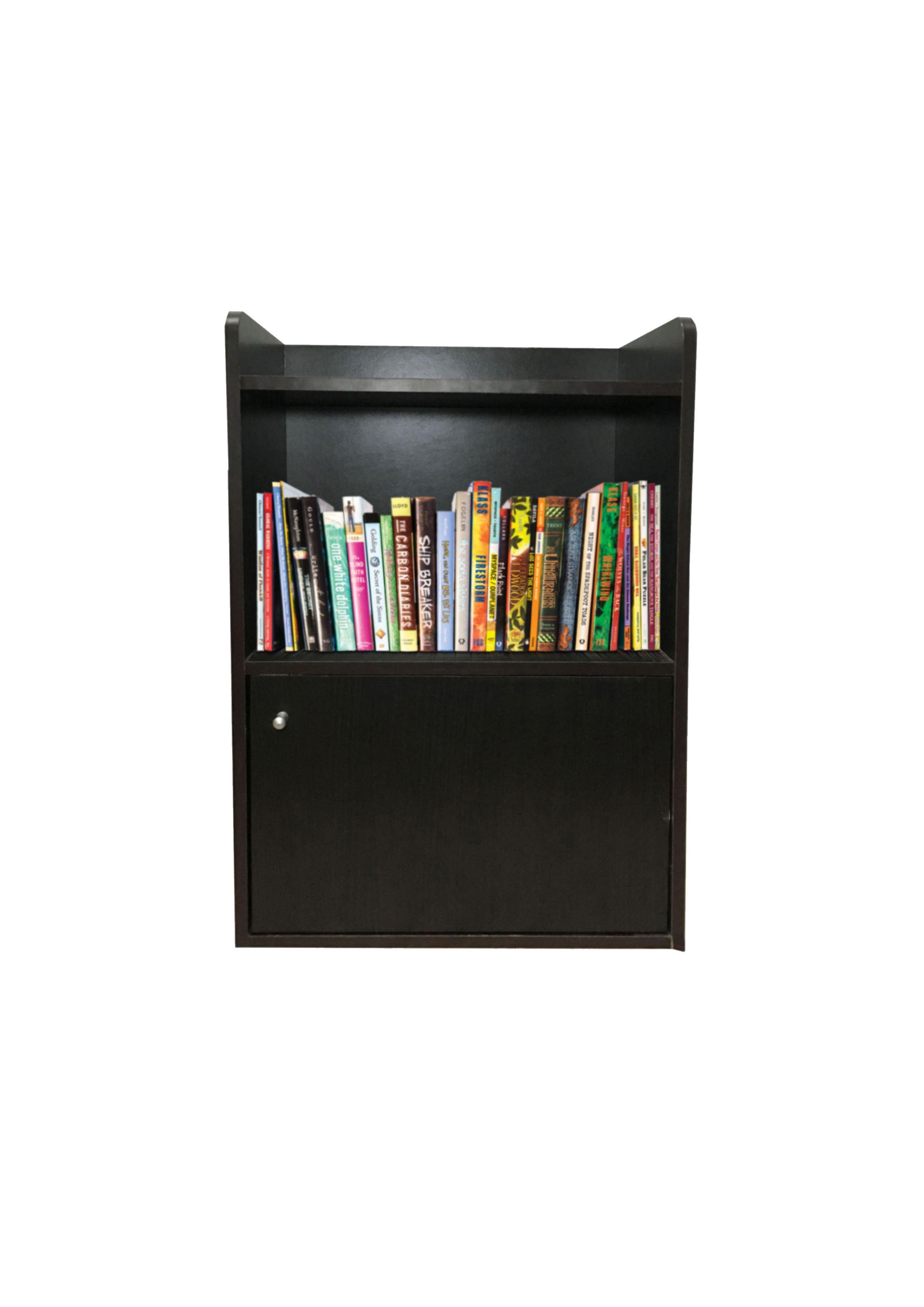 Weext Wooden Storage Shelf With Door By Weext Trading Corp Warehouse.
