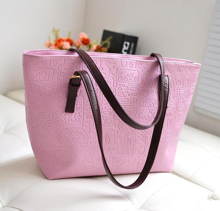 3f175cf2c0cf AMOG New Oracle Women Bag Single Shoulder Bag Oracle Prints Tote Shoulder  Bag Fashion Female bag