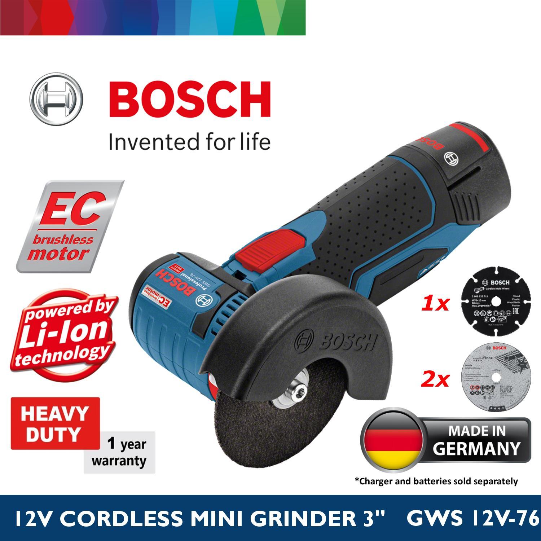 bosch gws 12v-76 cena
