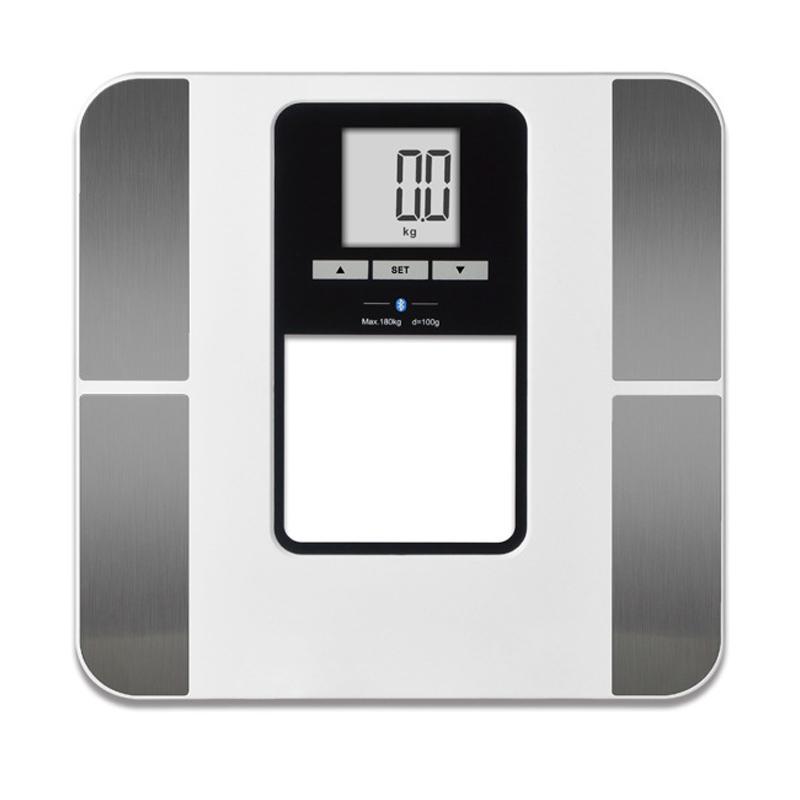 Bluetooth Floor Scales Body Fat Electronic Scales For Bathroom 180kg/400lb Smart Digital Balance