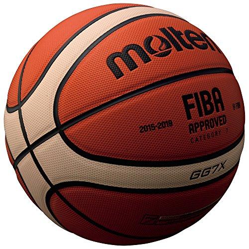 Molten Basketball Gg7x Size7 Pu Leather By Smartshoppe.