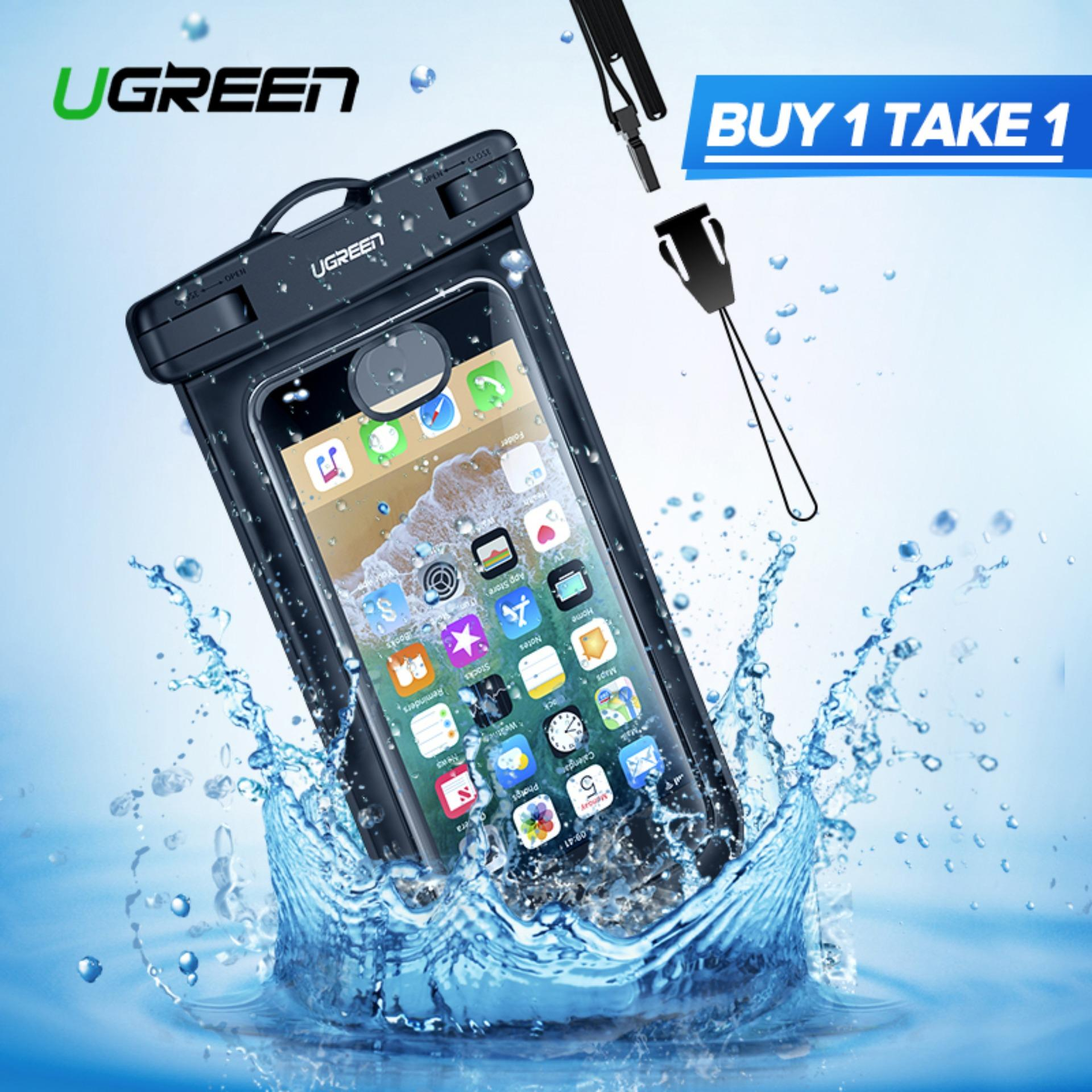28fde5d3821983  Buy 1 Take 1 UGREEN Phone Bag Case Waterproof Case Bag Phone Pouch 6.5