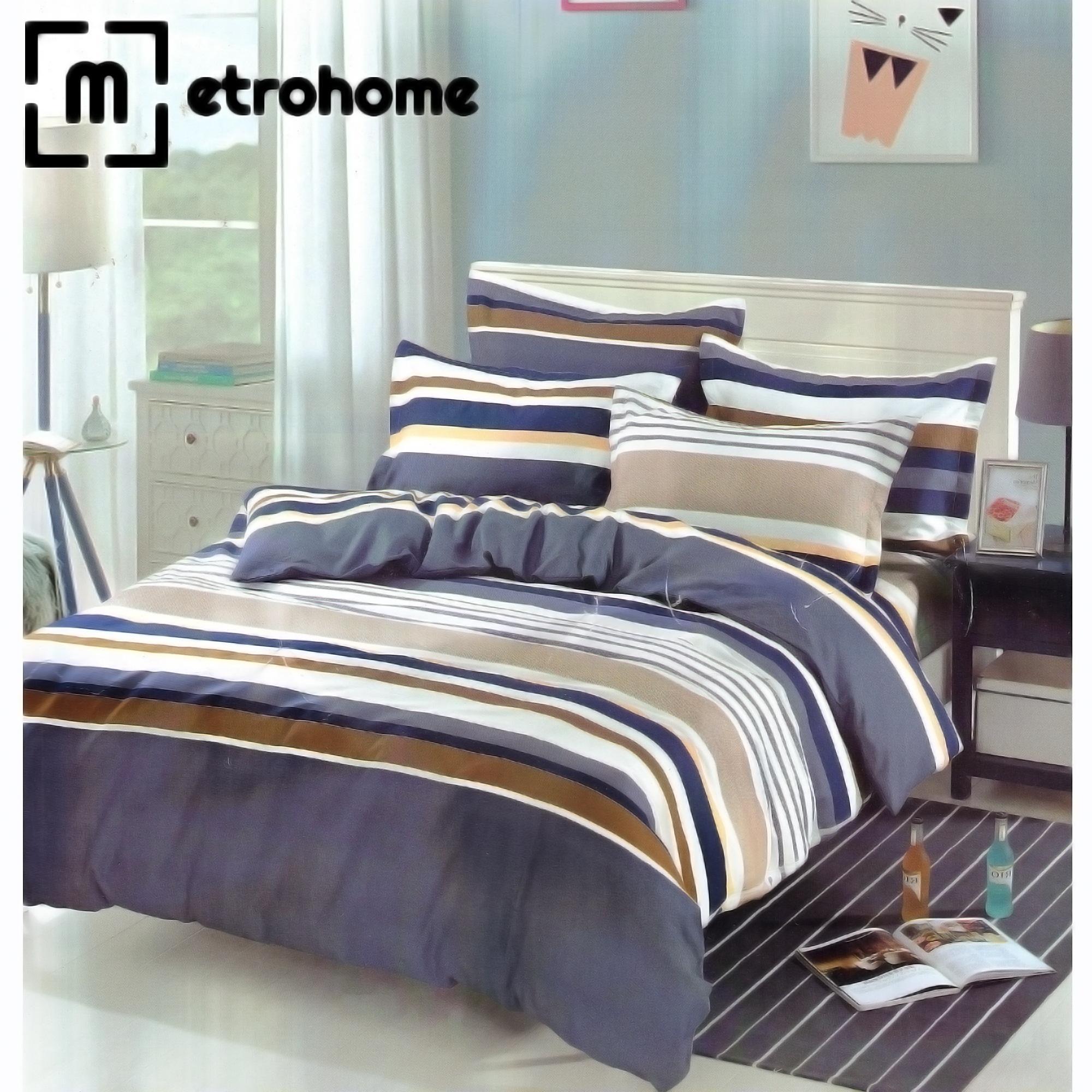 Boyhood Bed Sheets 4 Piece Set