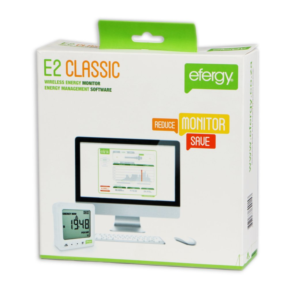 Efergy e2 Electricity Monitor (White) product preview, discount at cheapest price