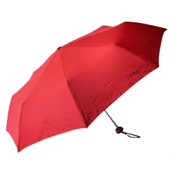 Esprit Umbrella Mini Alu Light Solid Umbrella (Flagred)