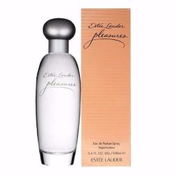 Estee Lauder Pleasures Eau De Parfum Spray Perfume for Women 100ml