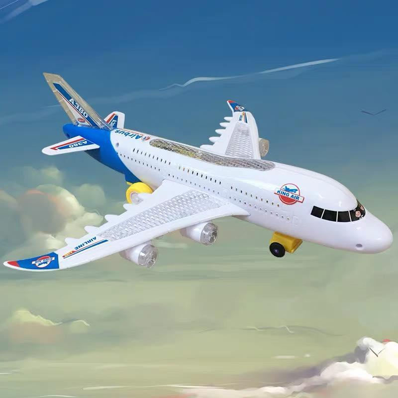 Airbus A380 Electric Aircraft By Coco Toys.