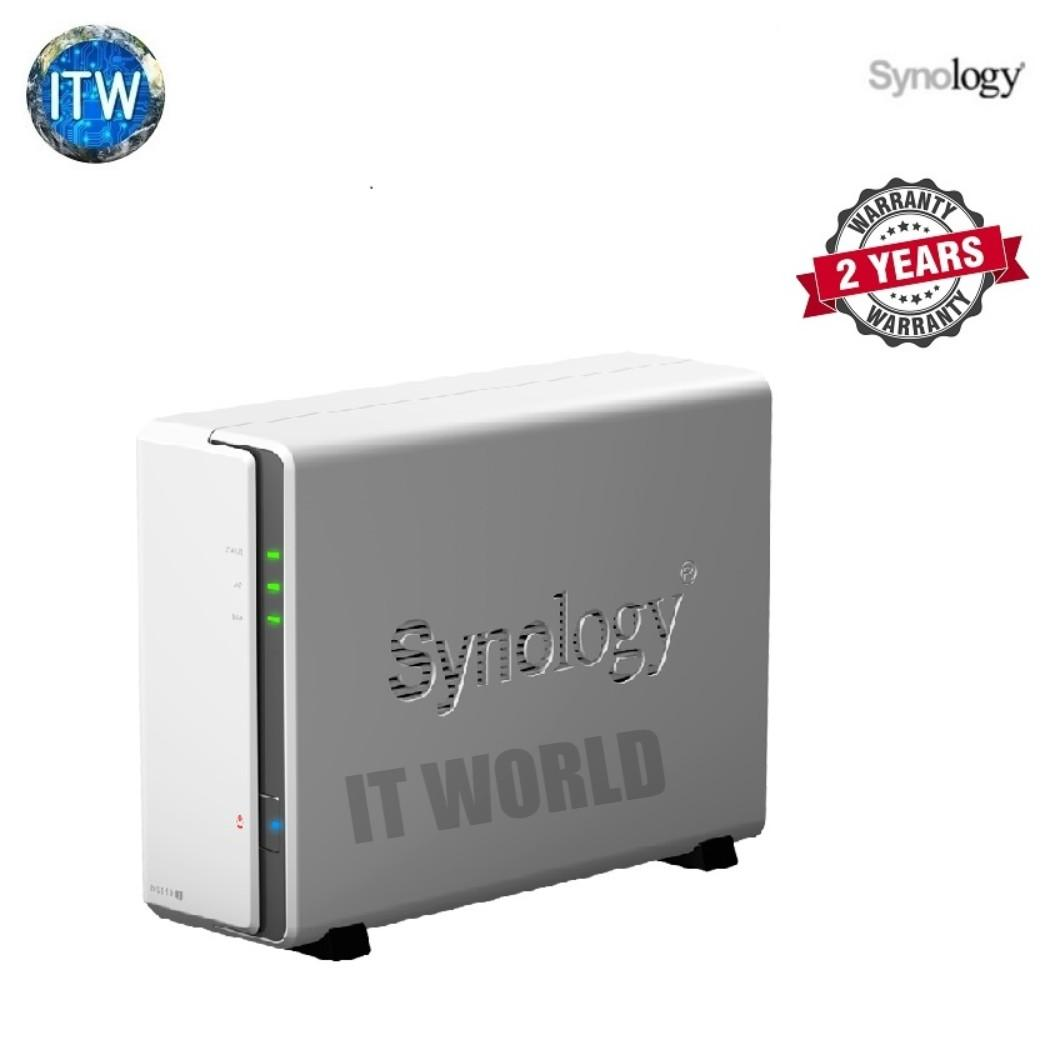 Synology DS119j 1 Bay NAS DiskStation (Diskless)