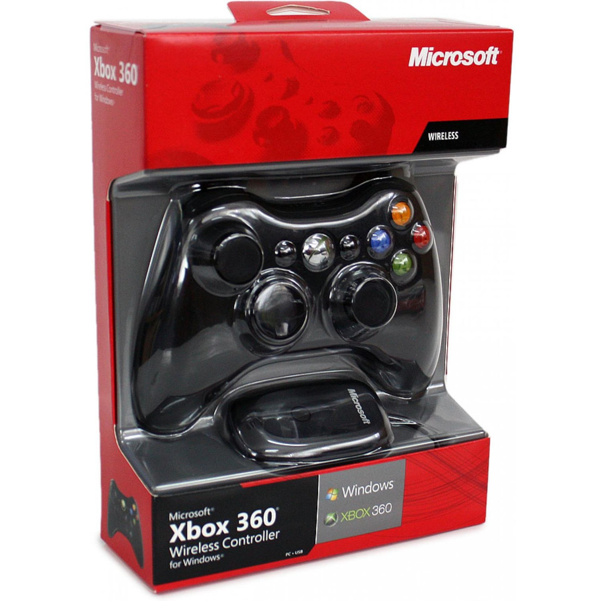 Xbox Wired Controller for XBOX 360 (Black)