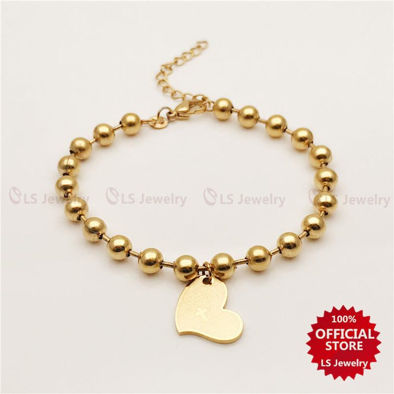 be871434c LS Jewelry Gold Plated Zircon Key lucky bracelet adjustable for women B1138  B1139 B1140