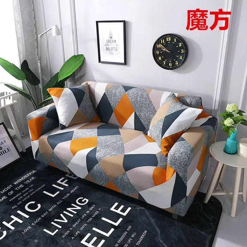 1//2//3//4 Seat Seater Sofa Slipcover Stretch Protector Soft Couch Furniture Covers