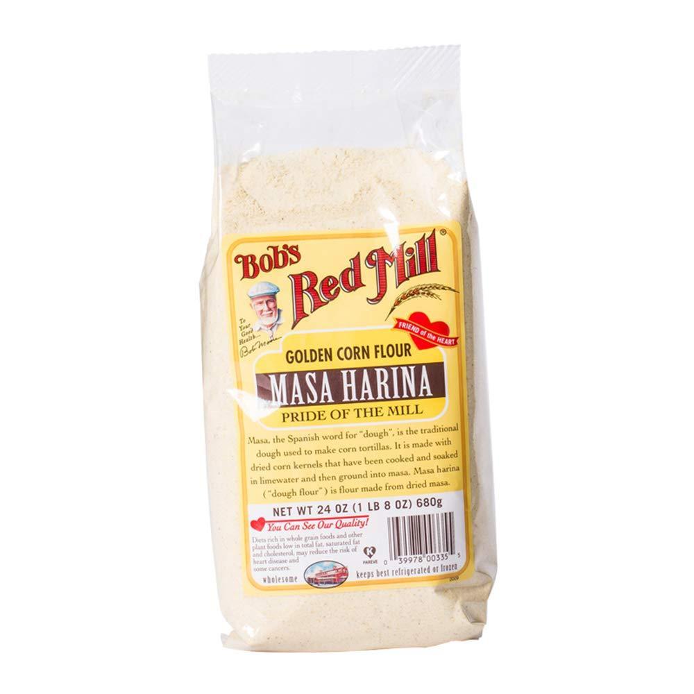 Bob's Red Mill, Golden Corn Flour Masa Harina 24oz