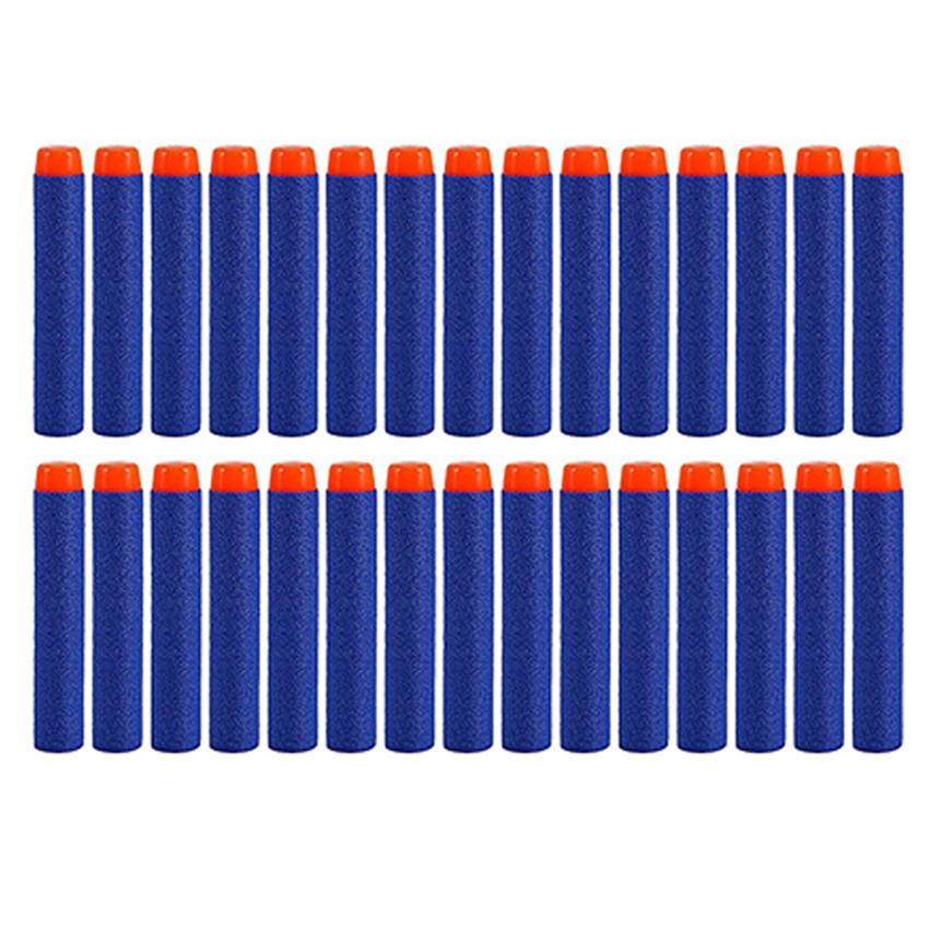 30pcs Refill Bullet Darts For Nerf N-Strike Elite, Machine Gun Series By Ever Bright.