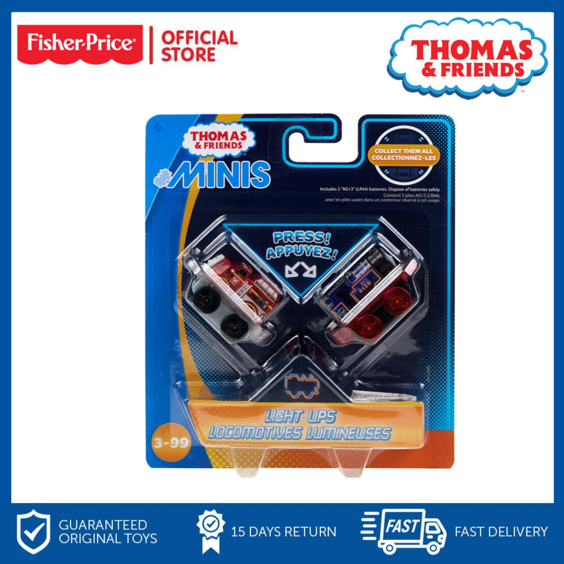 Thomas & Friends Minis Light Up - Charlie and Rosie