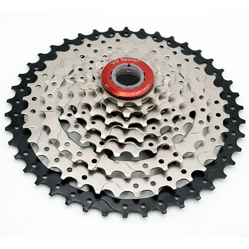 MTB Mountain Bike Rear Hub 8 Speed Cassette 8S Flywheels Sprocket Bicycle 11-28T