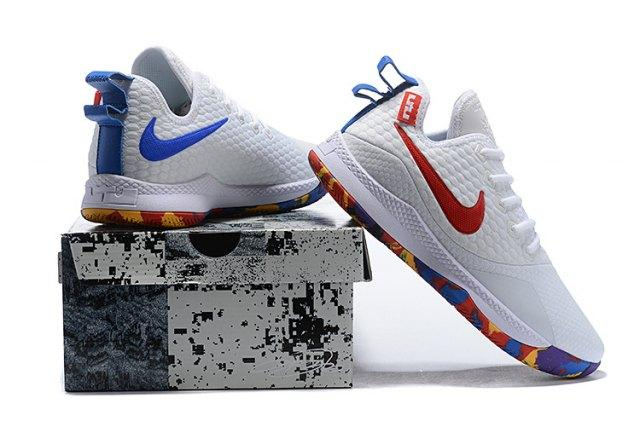 1d6f215af30 ... low price u20b13895.00nike lebron witness iii white multi color mens  basketball shoes e8805 94adc