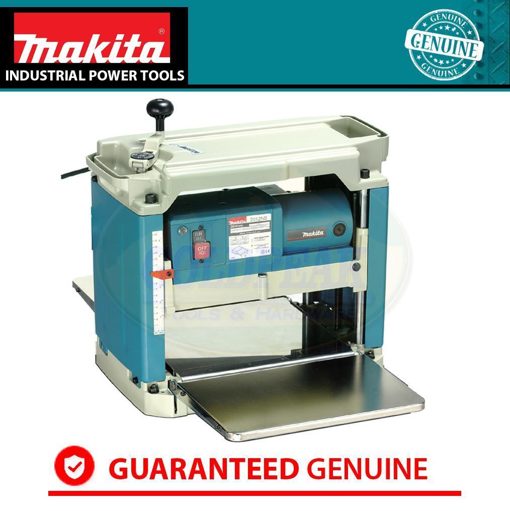 Makita 2012NB Auto / Bench Planer Philippines