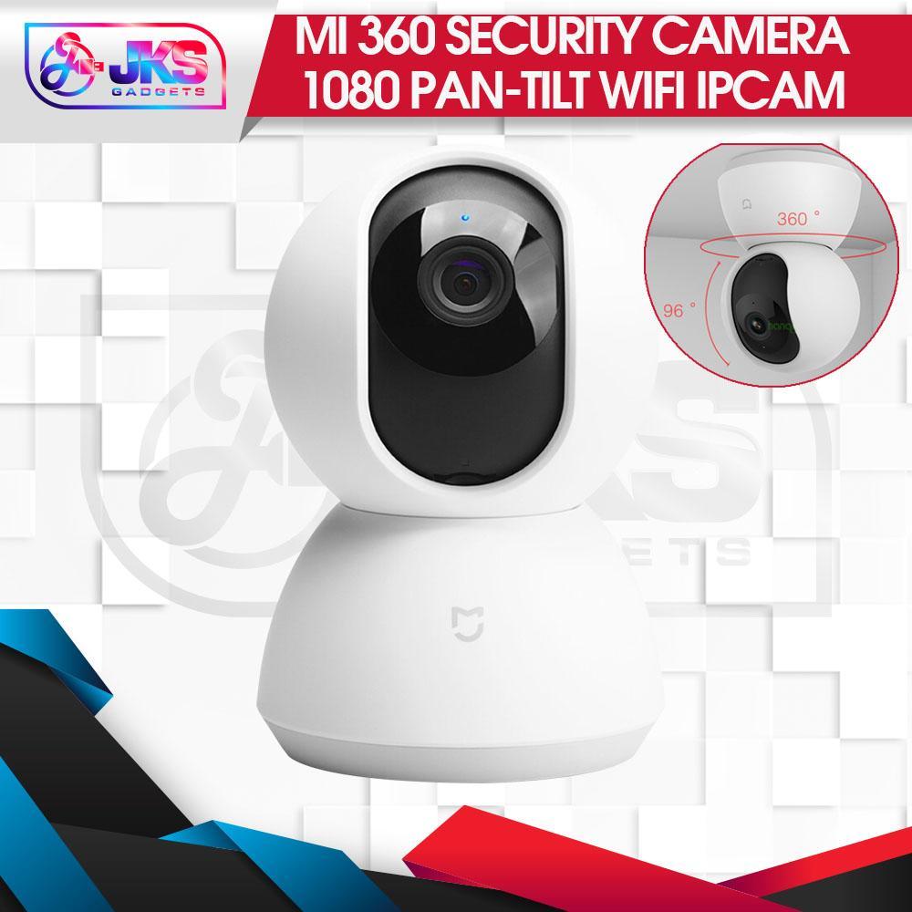 Authentic Xiaomi Mi Home security camera 360° 1080P Night Vision Wi-Fi  Indoor IP Camera Pan-tilt INTERNATIONAL Version