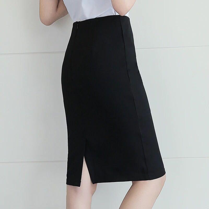 dde481825f ZORRA Hip Skirt office/school wear high quality skirts 218# new arrival
