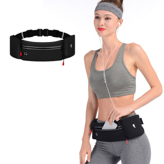 Running Belts Waist Pack Women Men Water Adjustable Running Pouch for Hiking Fitness Travel thumbnail