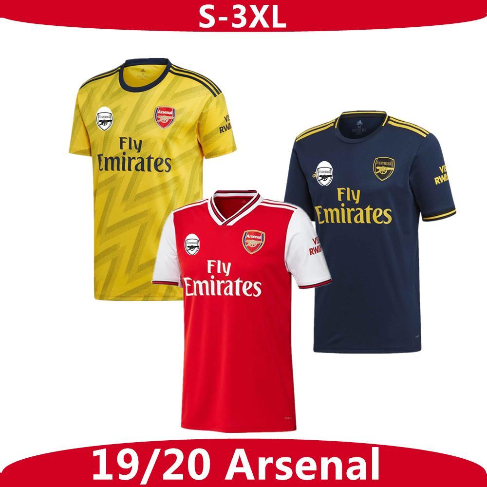 timeless design 4ddff 1c258 19/20 Best Quality Arsenal Soccer Jersey Football Jersey-intl