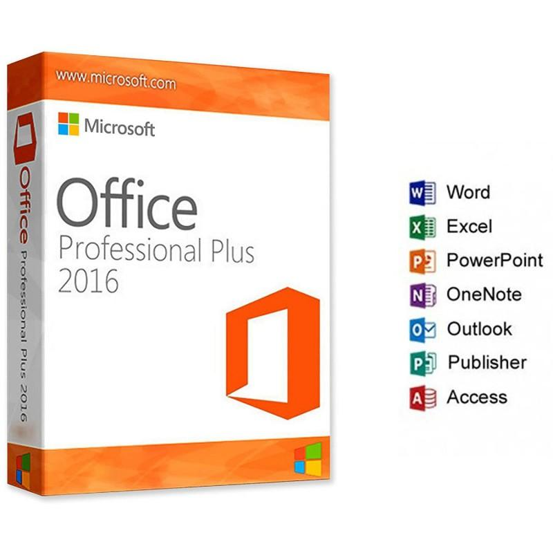 Microsoft Office Professional Plus 2016 Offline Installer (32-Bit) with  Activator Download Link