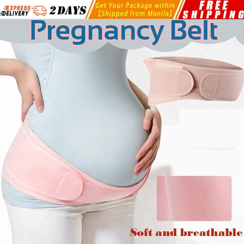 Pregnant Postpartum Maternity Back Support Pregnant Belly Belt Tummy Band Girdle