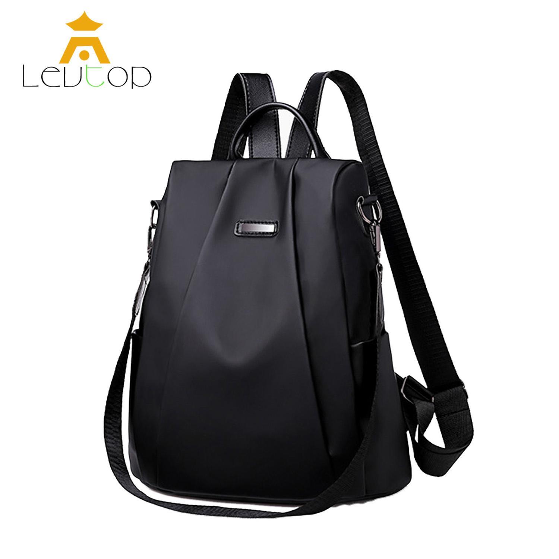 e0e8856231c LEVTOP Backpack Women Shoulder Bag Travel School Mini Korean Anti Theft Back  Pack Handbag Sling Bag