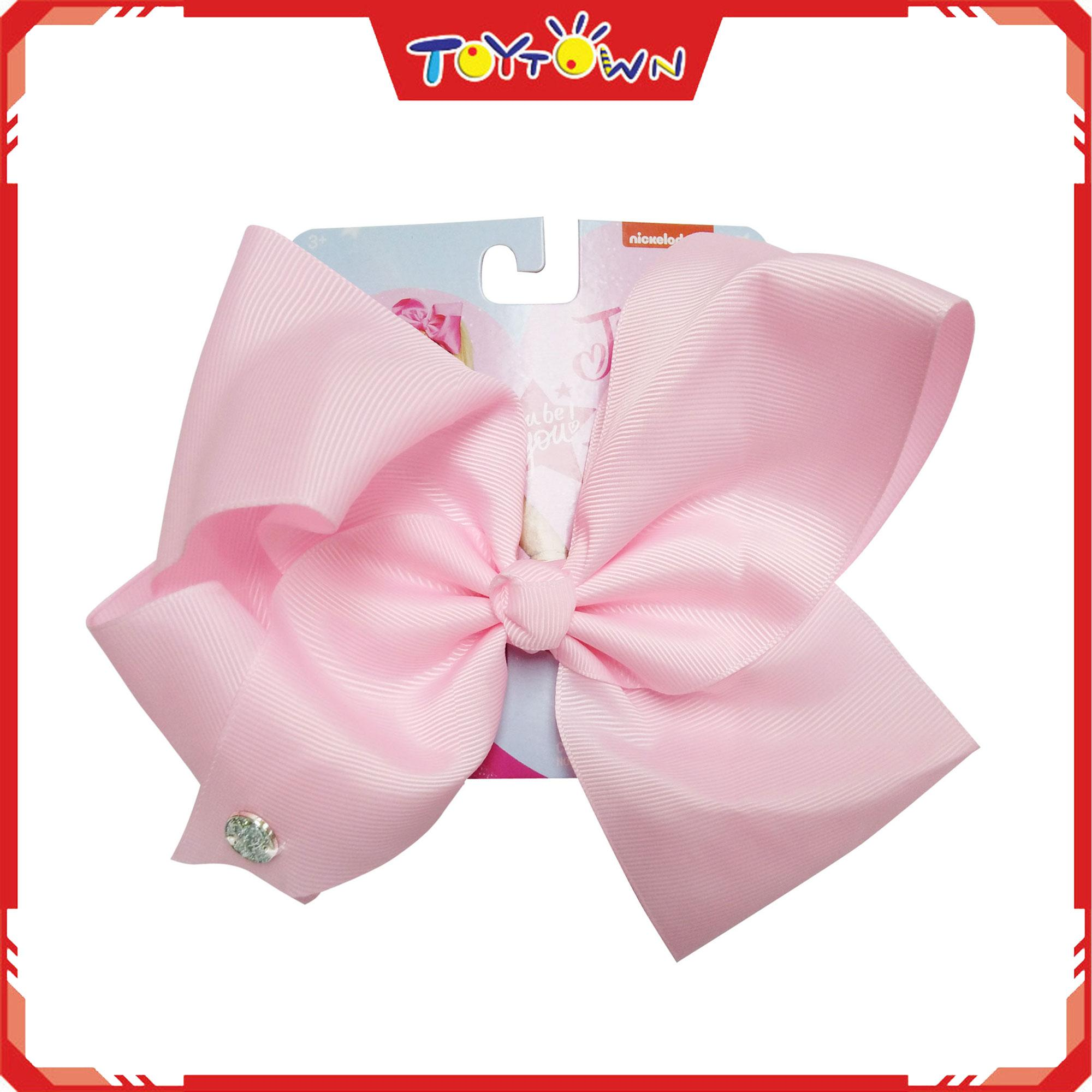 Jojo Siwa Light Pink Basic Bow By Toytown 2.