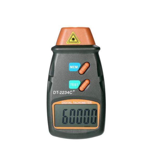Cầm Tay Ảnh Kỹ Thuật Số Máy Đo Tốc Độ Laser Không-Liên Hệ Với Tach Phạm Vi 2.5RPM-99999RPM LCD Hiển Thị Tốc Độ Động Cơ Meter Với 3Pcs BĂNG Phản Chiếu