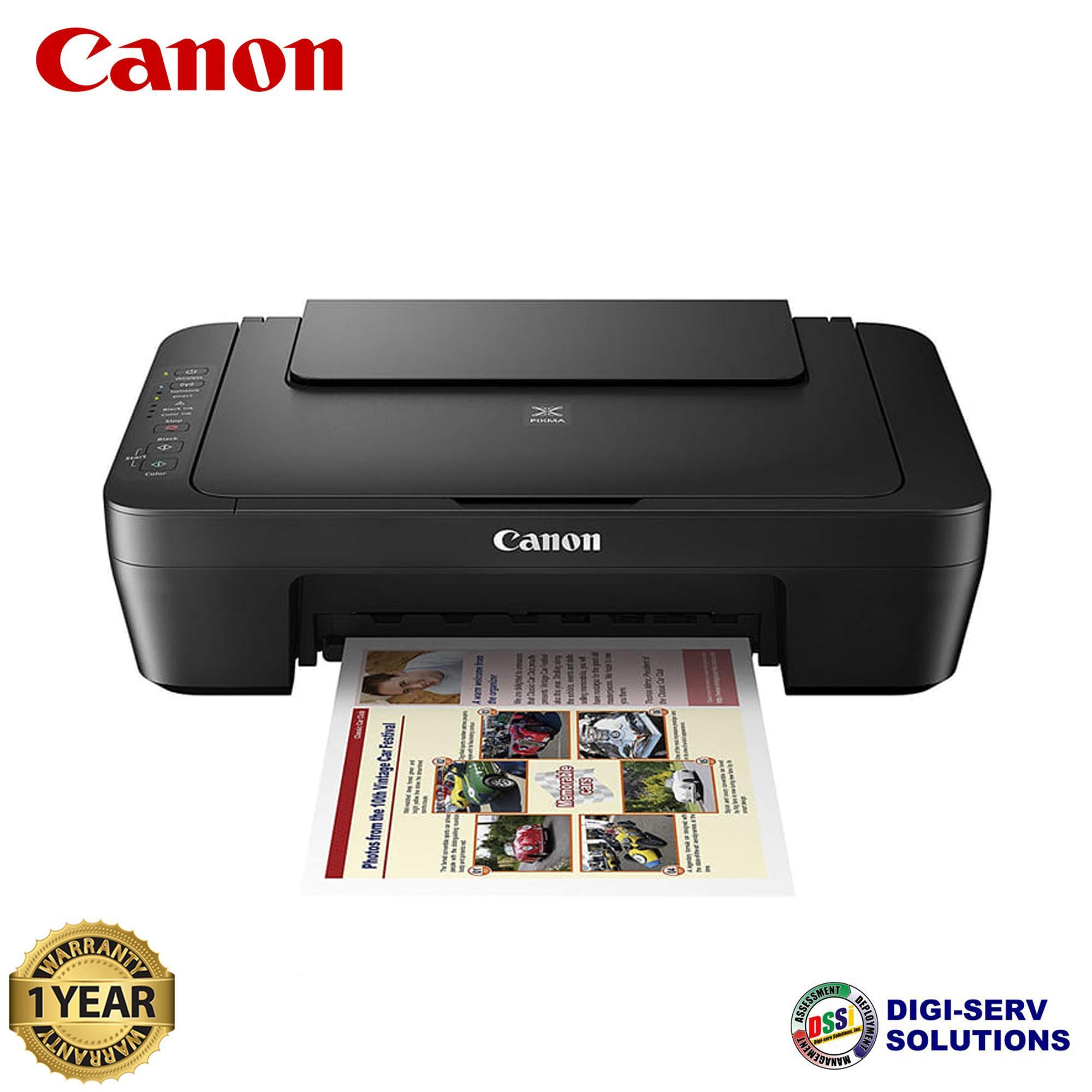 Canon Pixma MG3070S All-in-One Wireless Inkjet Colour Printer (Black)