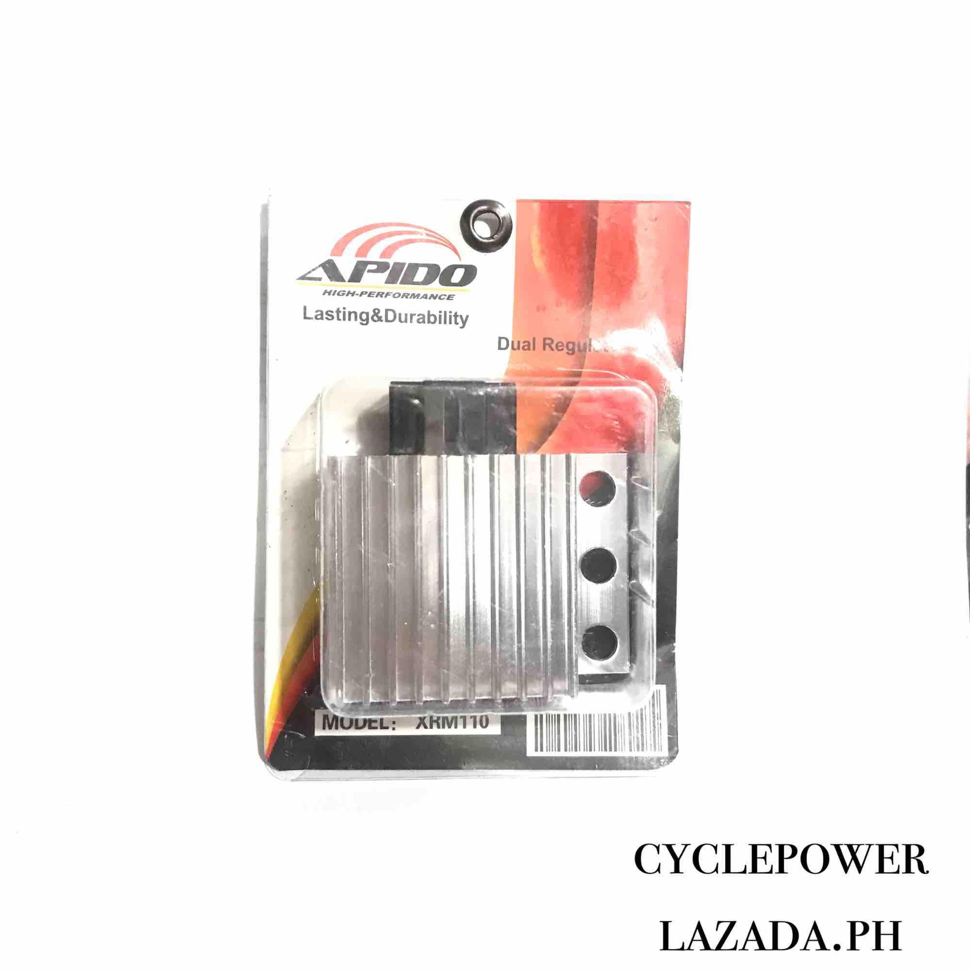 Apido Regulator Xrm110/wave110/wave100/sym By Cyclepower.