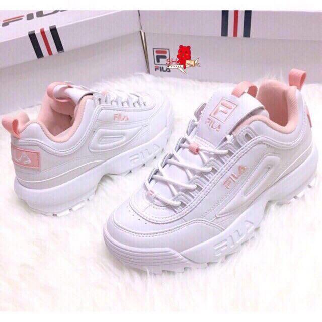 391482ea1c Fila Shoes FILA Disruptor II 2 WOMEN Shoes Offical White CLASSIC SHOES  (36-40
