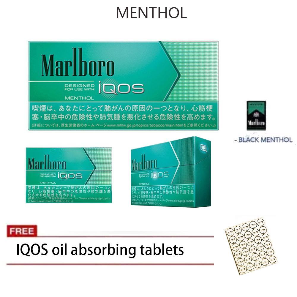 Group Rich IQOS Marlboro Heatsticks Japanese original authentic(MENTHOL)1BOX
