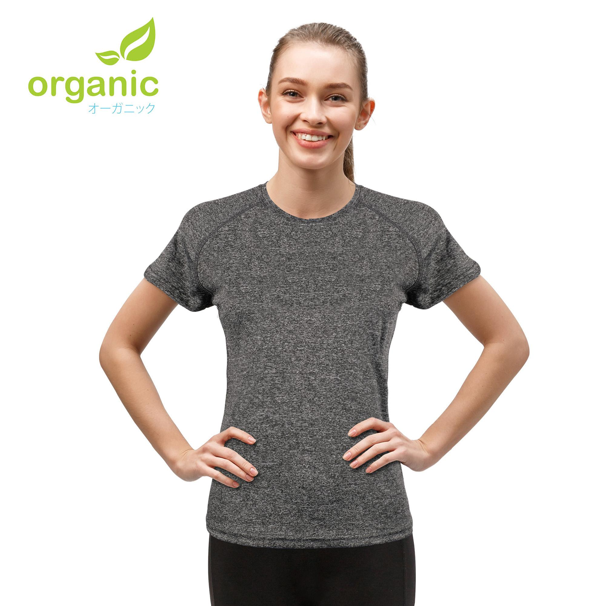 4d378e18 Organic Ladies Cool Gear Active Sports Wear Shirt Gym Training Dry Dri Fit  Fitness Gym Shirt Athletic Dry Fit Shirt For Running Jogging Yoga Workout  ...