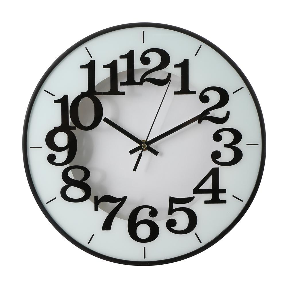 SM Home Round Wall Clock 30cm