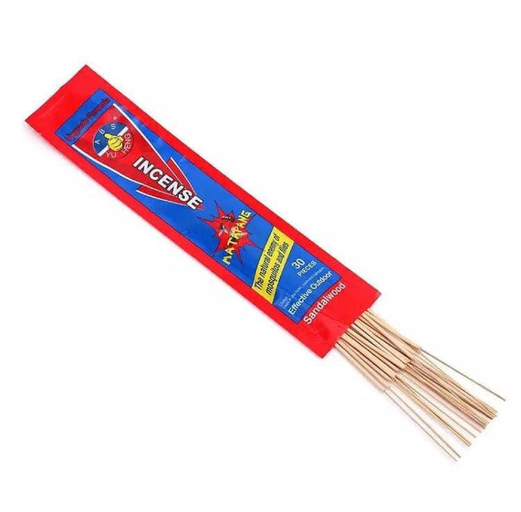 Plastic Packaging Abs Yuheng Incense (matapang) Sandalwood The Natural Enemy Of Mosquitos And Flies By Jylshop.