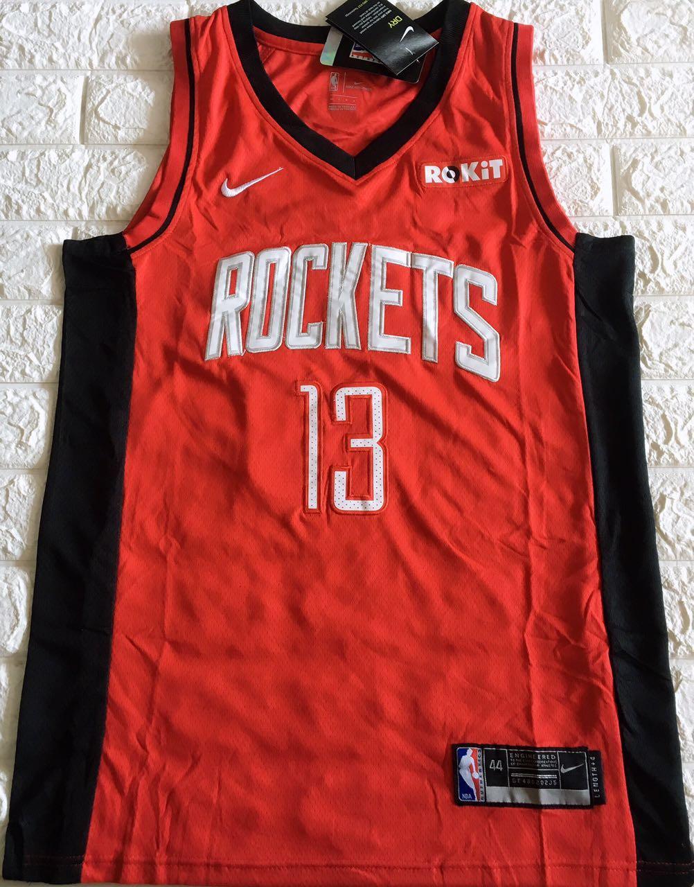 newest collection 4b1a0 68d4b nba basketball HOUSTON ROCKETS #13 HARDEN jersey