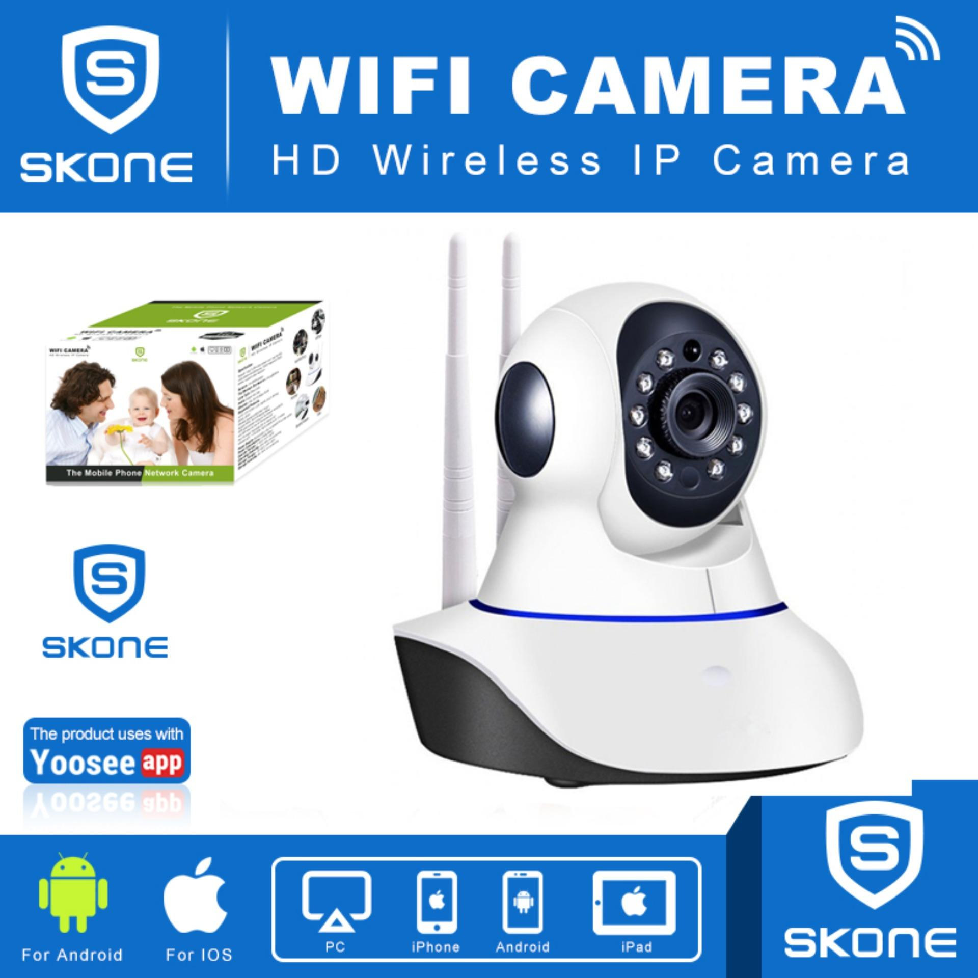 IP CAM wireless security HD CCTV Camera WiFi remote monitor 1080P  high-definition night vision mobile phone network integrated machine