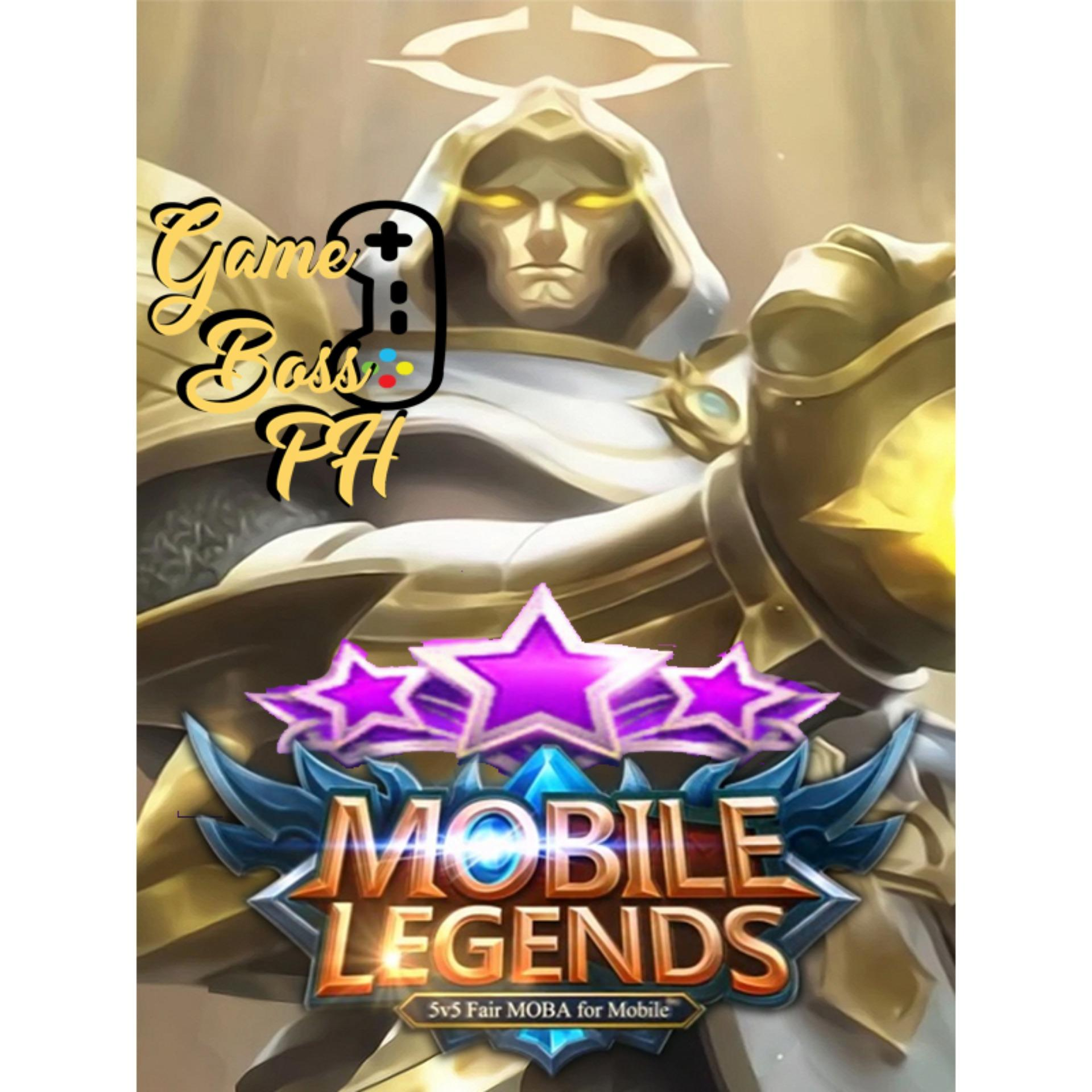 [TOP RATED] Mobile Legends Starlight ML SL - GAMEBOSS