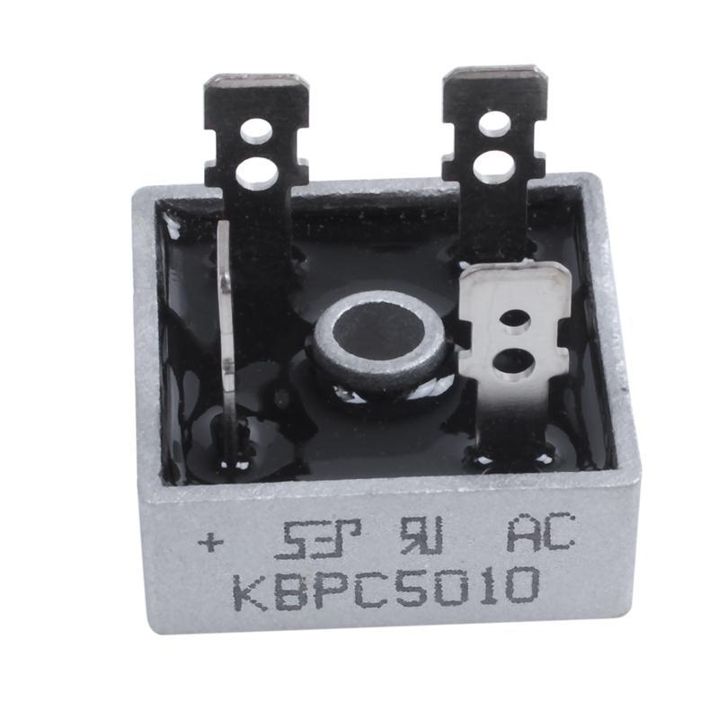 KBPC5010 Diode Bridge Rectifier 1000V 50A 4 pin