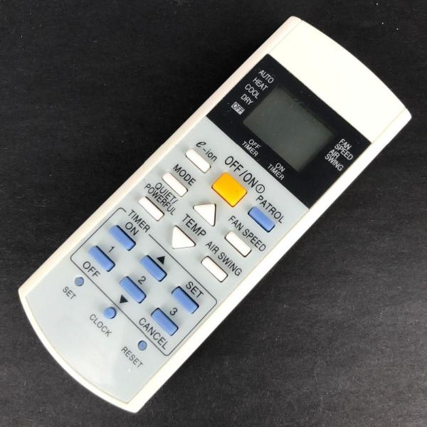 HEALLER Easy to Suitable for Panasonic Air Conditioning Remote A75C2835 A75C3058 A75C2817 English