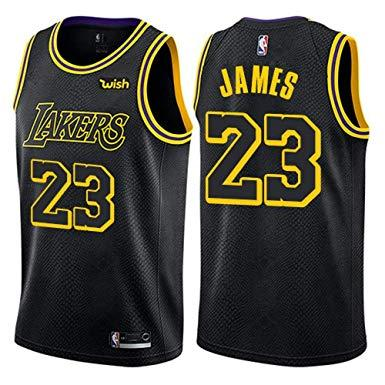 best service 1374e 07cc5 NBA BASKETBALL JERSEY # 23 LAKERS LEBRON JAMES