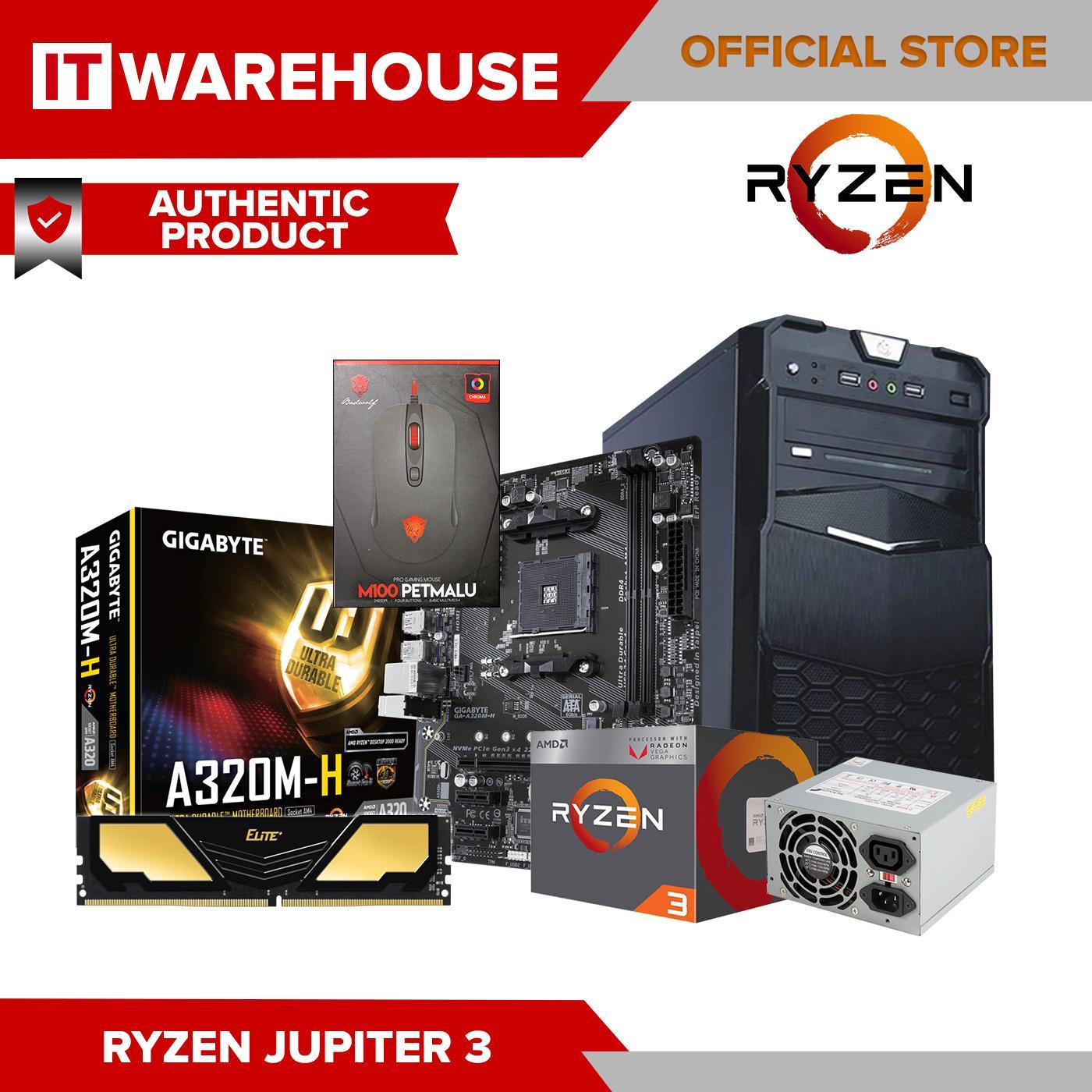 AMD Ryzen 3 2200G RYZ 3 VEGA JUPITER 3 System Package Quad-Core 3 5 GHz  Socket AM4 65W with Radeon Vega 8 Graphics iGPU Desktop Processor DISKLESS