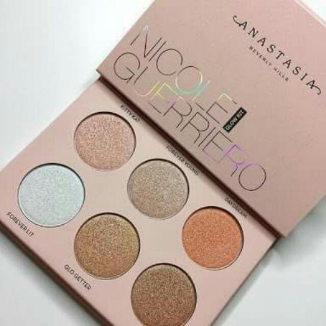 Anastasia Nicole Guerriero Glow Kit By Real Kolections.