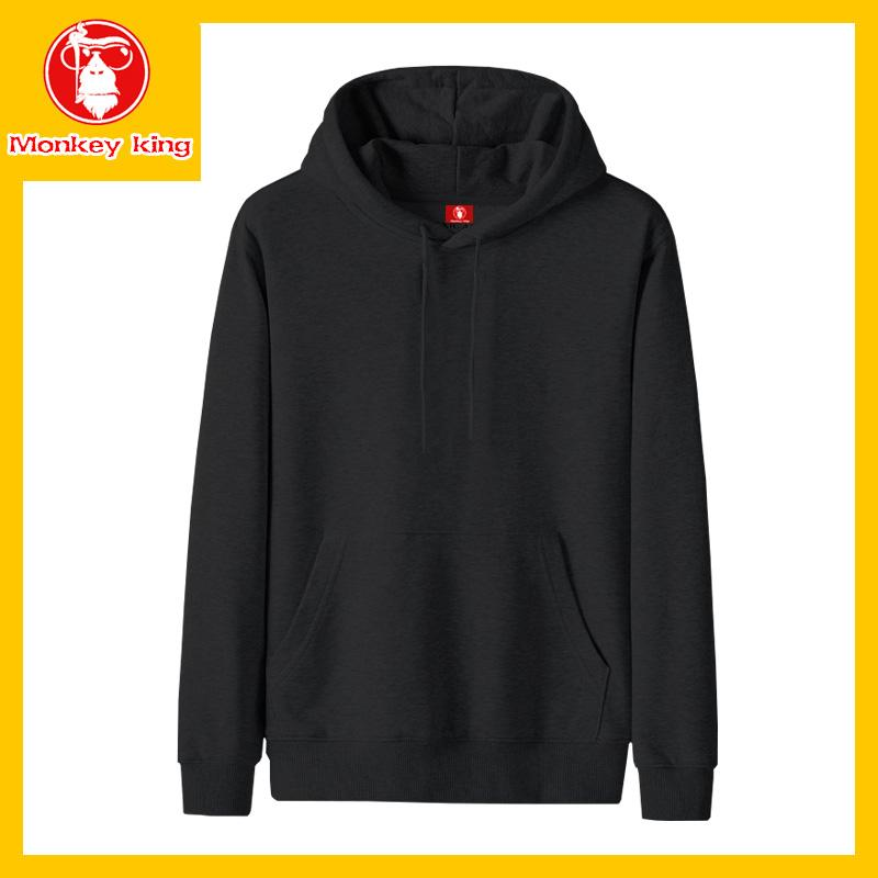 855a620ee [Monkey King] Hoodie Pullover Sweatshirts for Mens Unisex on sale With Hood  Korean Fashion