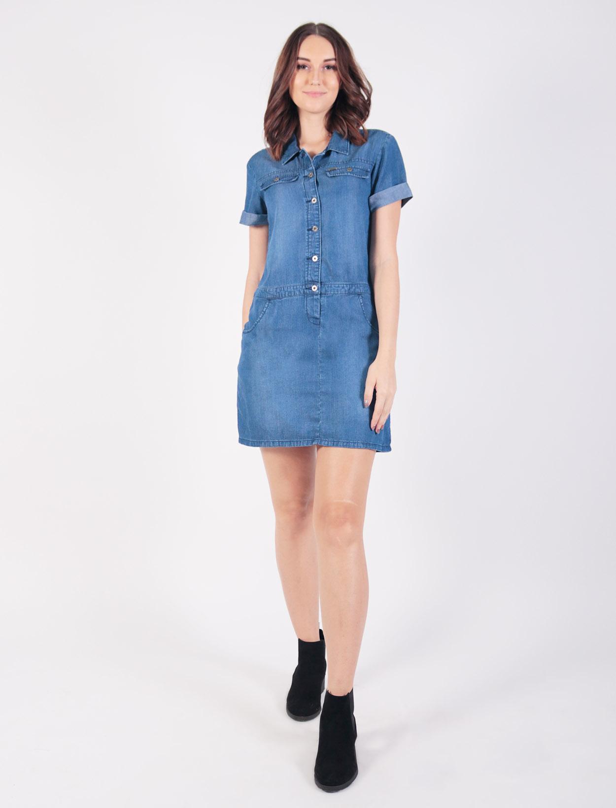 Denim Dress Online Shop Philippines - raveitsafe