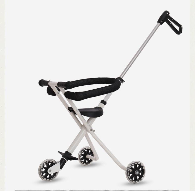 Buggy Baby Oracle Tricycle Baby Stroller Infant Folding Cart By Golden Shine.