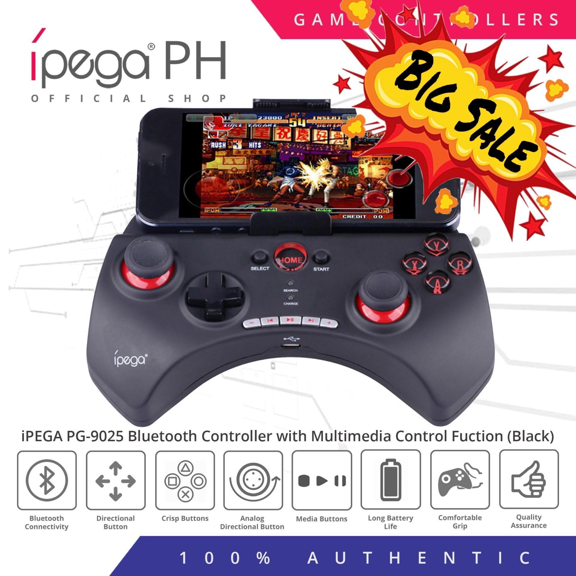 iPega PG-9025 Bluetooth Controller with Multimedia Control Fuction