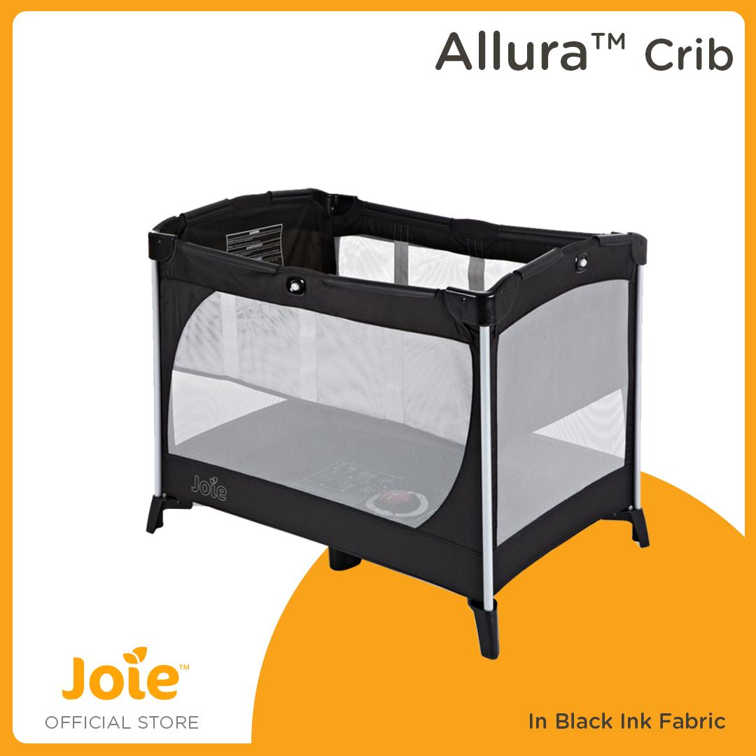 Joie Allura Playard - Black Ink